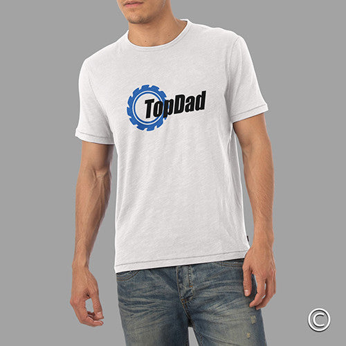 Mens Top Dad T-Shirt