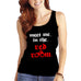 Womens Meet in the Red Room Tank Top