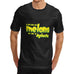 Men's Life Gives You Melons Dyslexic Funny T-Shirt
