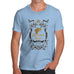 Men's Dire Wolf Beer Cotton T-Shirt