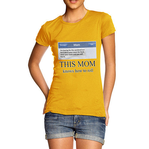 49b4430177 Women's Clean Your Room Funny T-Shirt – Twisted Envy