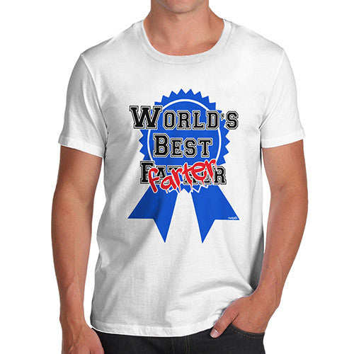 Men World's Best Father T-Shirt