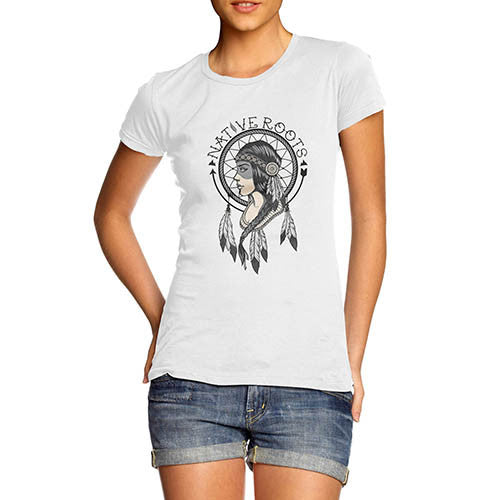 Womens Native Roots T-Shirt