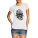 Womens Distress Print Company Of Wolves T-Shirt