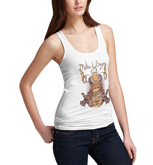 Womens Mother of Dragons Tank Top
