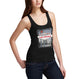 Womens Welcome to Las Vegas Iconic Sign Tank Top