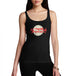 Womens Graphic Print Tropical Party Tank Top