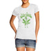 Womens Mary Jane Puff Pass Dope T-Shirt