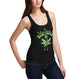 Womens Mary Jane Puff Pass Dope Tank Top
