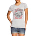 Womens The Wild Bear Graphic T-Shirt