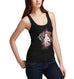 Womens Dirty Dancing Distress Print Tank Top