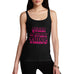 Women's Queen Of Everything Graphic Tank Top