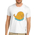 Men's Cartoon Whale Funny T-Shirt