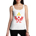 Women's Legend Of Zelda Hylian Symbol Graphic Tank Top