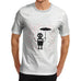Men's Robot Love Romantic T-Shirt