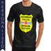 Men's Personalised Grammar Police T-Shirt - Twisted Envy Funny, Novelty and Fashionable tees