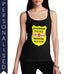 Women's Personalised Grammar Police Tank Top - Twisted Envy Funny, Novelty and Fashionable tees