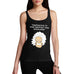 Women's Albert Einstein Knowledge Funny Tank Top