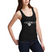 Women's Old Skool Gaming Printed Tank Top