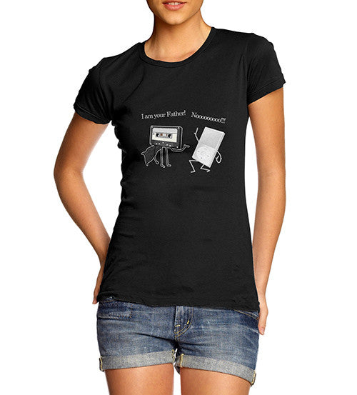 Women's I Am Your Father Funny T-Shirt