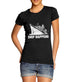Women's Titanic Ship Happens Funny T-Shirt