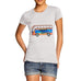 Women's Happy Days Camper Van T-Shirt