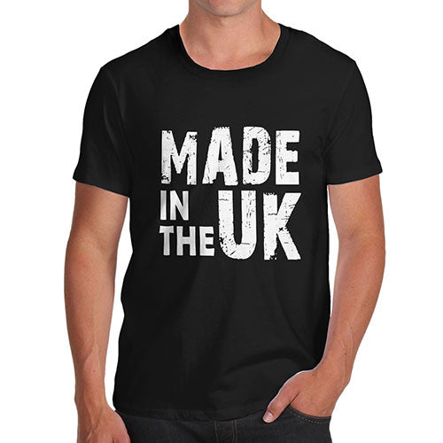 Men's Made In The UK T-Shirt