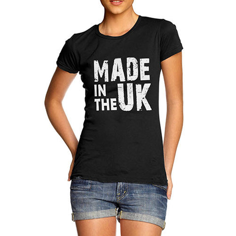 Women's Made In The UK T-Shirt