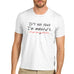 Men's I'm Immature Humorous Funny T-Shirt