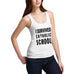 Womens I Survived Catholic School Tank Top