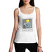 Womens I Shoot People Funny Tank Top