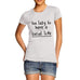 Womens Too Lazy To Have A Social Life T-Shirt