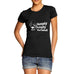 Womens Humpty Dumpty Was Pushed T-Shirt