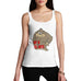 Womens Gorilla Not In The Mood Tank Top