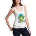 Women's Happy Bird Funny Tank Top
