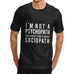 Men's I'm Not A Psychopath T-Shirt