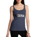 Women's Algeria Flag Football Tank Top