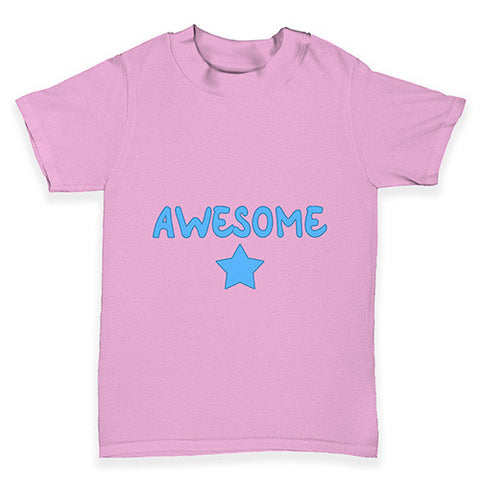 Awesome Star Baby Toddler T-Shirt