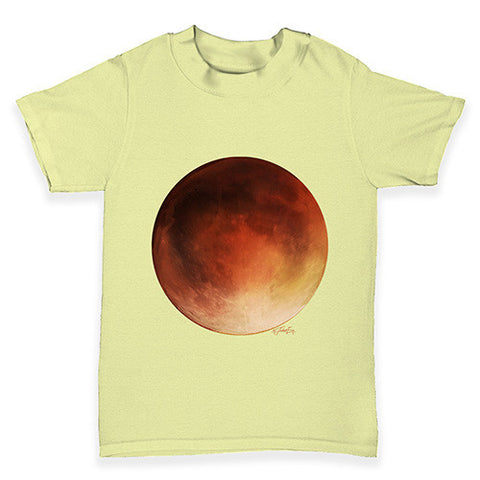 The Red Planet Baby Toddler T-Shirt