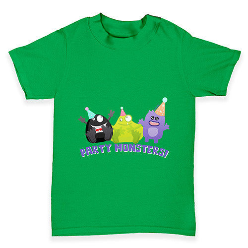 Party Monsters Baby Toddler T-Shirt