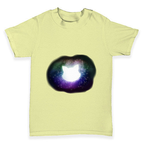 Galactic Cat Baby Toddler T-Shirt