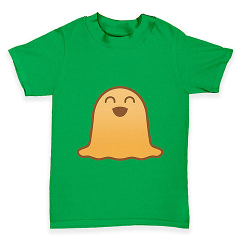 Happy Emoji Blob Baby Toddler T-Shirt