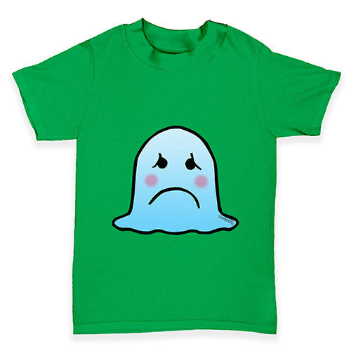 Sad Blob Monster Baby Toddler T-Shirt