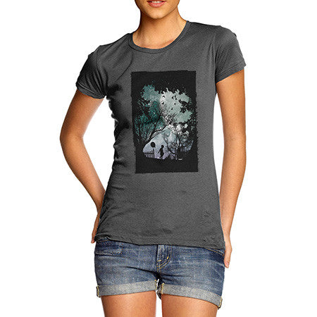 Women's On My Way Home Short Sleeve T-Shirt