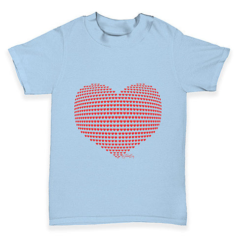 Heart Of Hearts Baby Toddler T-Shirt