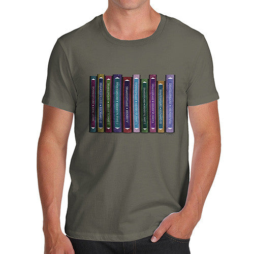 Men's Shakespeare Collection T-Shirt