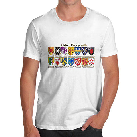 Men's Oxford Crest Blazon T-Shirt