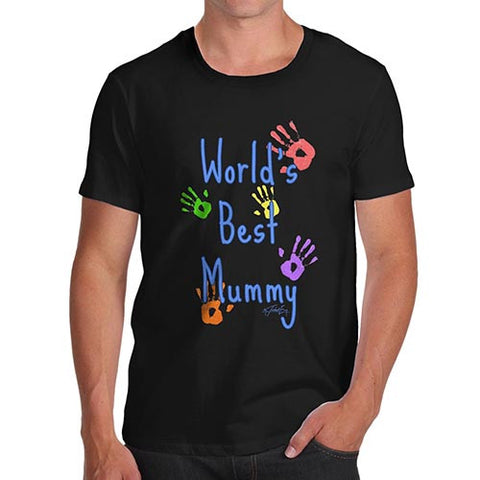 Men's World's Best Mummy T-Shirt