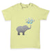Elephant Fountain Baby Toddler T-Shirt