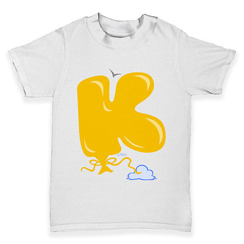 The Letter K Baby Toddler T-Shirt